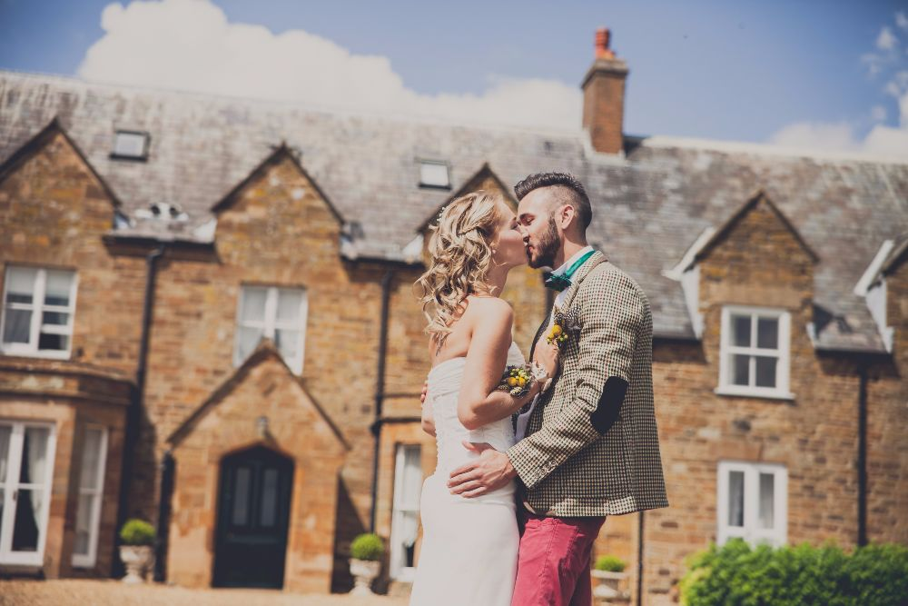A Unique Barn Wedding Venue With Country House